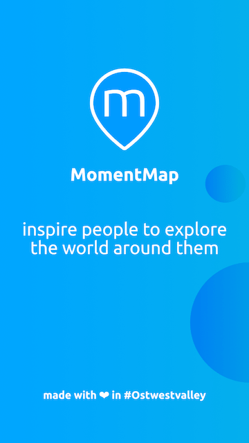 MomentMap Appstore Discover Screenshot Moment Map